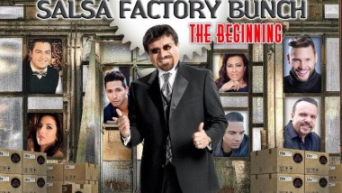 Bobby Cruz Presenta: Salsa Factory Bunch
