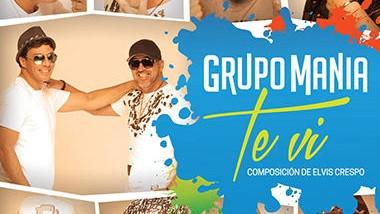 Grupomania Llega al No.1 en la Música Tropical