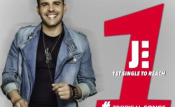 Juan Esteban logra #1 en Billboard