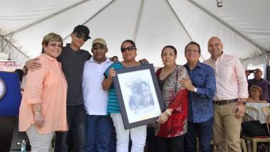 Inagurado El Paseo de la Salsa Cheo Feliciano en Ponce