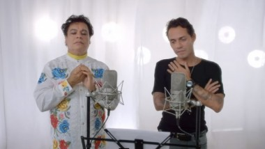 """Juan Gabriel & Marc Anthony 'Yo te recuerdo"""""""
