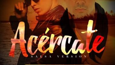 Jerry Rivera graba junto al reggeatonero De La Ghetto