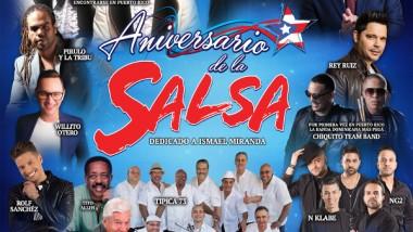 Aniversario de la Salsa 2017