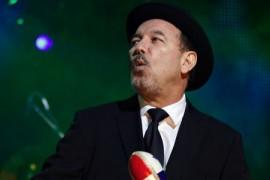 """Ruben Blades """"Amor & Control"""" en vivo desde PR"""