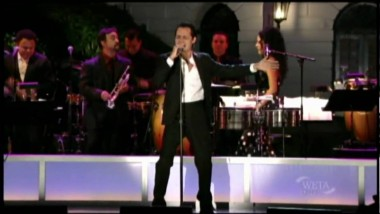 """Marc Anthony en la casa blanca """"Valio la Pena"""""""