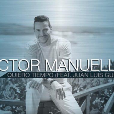 Victor Manuelle se Quiere Tiempo con Juan Luis Guerra