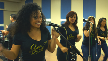 """Son Divas: """"La salsa no tiene género"""""""