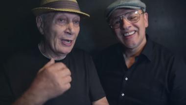 """""""Dos historias en dos tiempos"""": Johnny Rivera y Adalberto Santiago celebran la familia y trayectoria"""