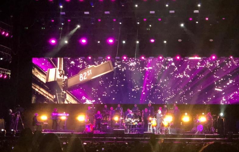 Rubén Blades lleva a Puerto Rico en un viaje musical